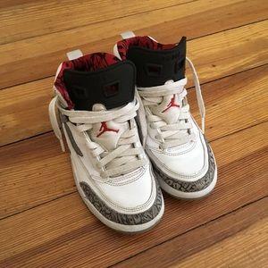 Jordan spizikes